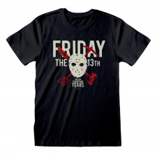 Camiseta Friday the 13th -...