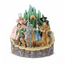 WIZARD OF OZ CARVED BY HEART